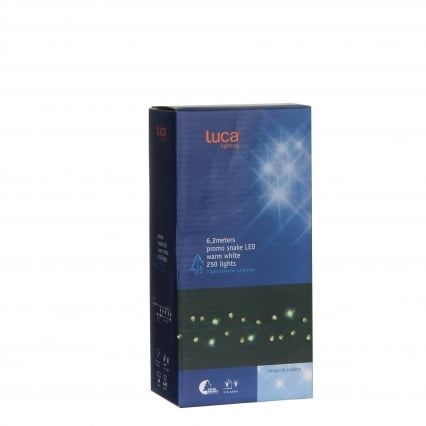 SNAKE LIGHT LED L650 PROMO WARM WIT