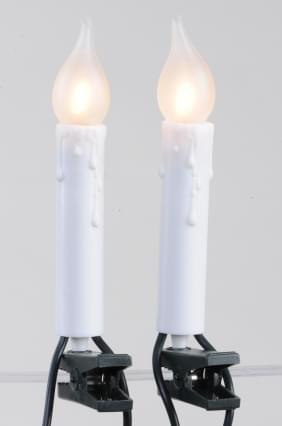 Lumineo Kaarsverlichting flame