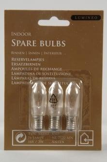 Lumineo Reserve lampjes