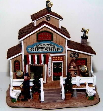 Dickensville DV Gift Shop