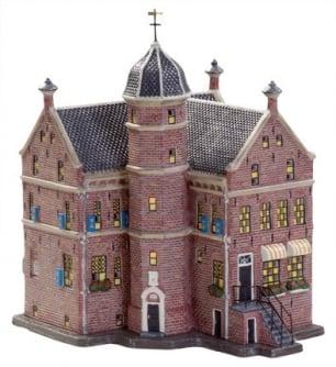 Dickensville Franeker - Martenastins stadskasteel