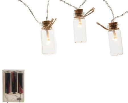 Lumineo LED weckpot strengverlichting