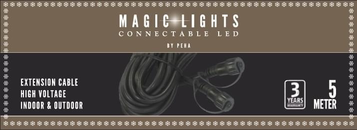 Magic Lights Connectable verlengkabel