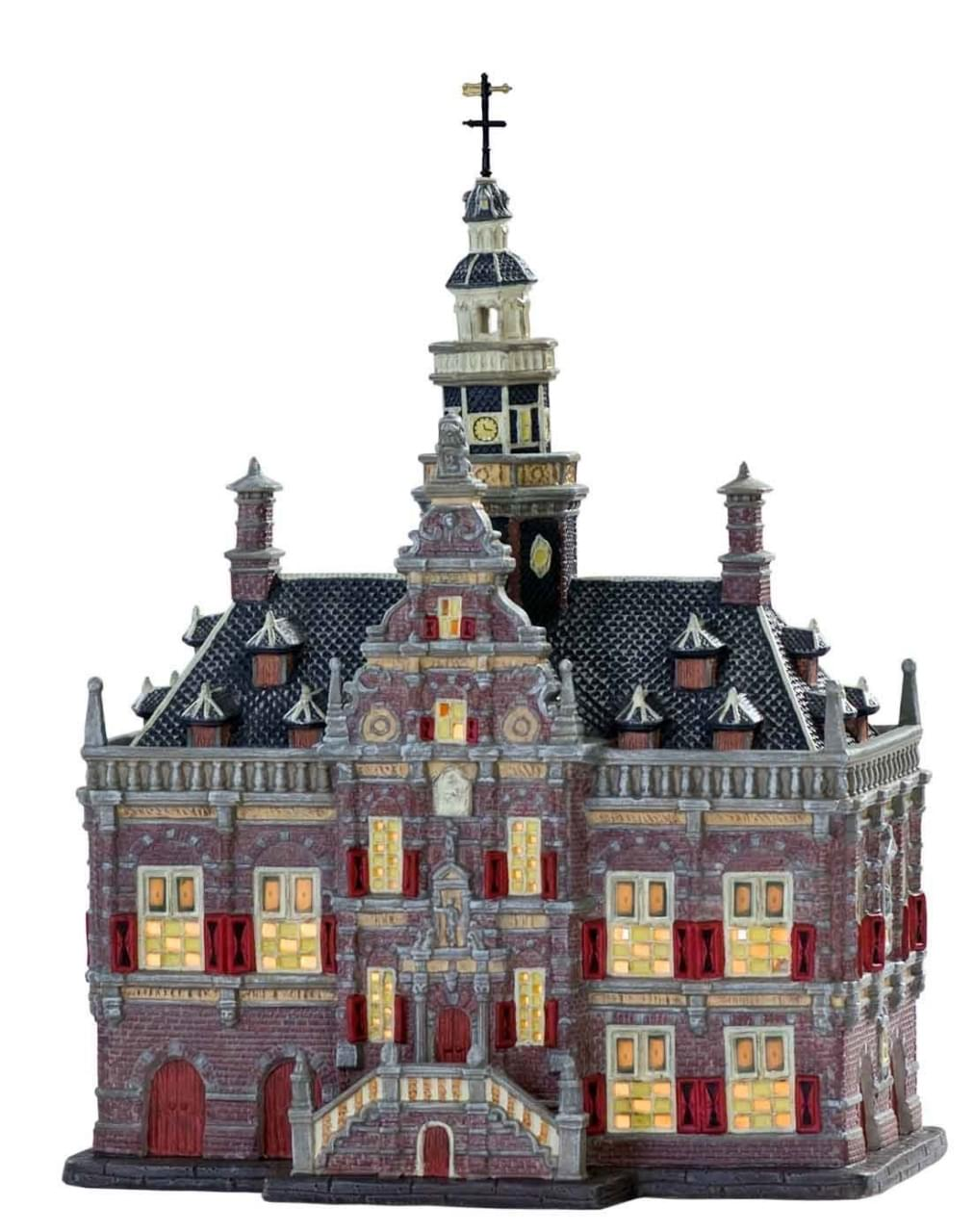 Dickensville Bolsward - Stadhuis
