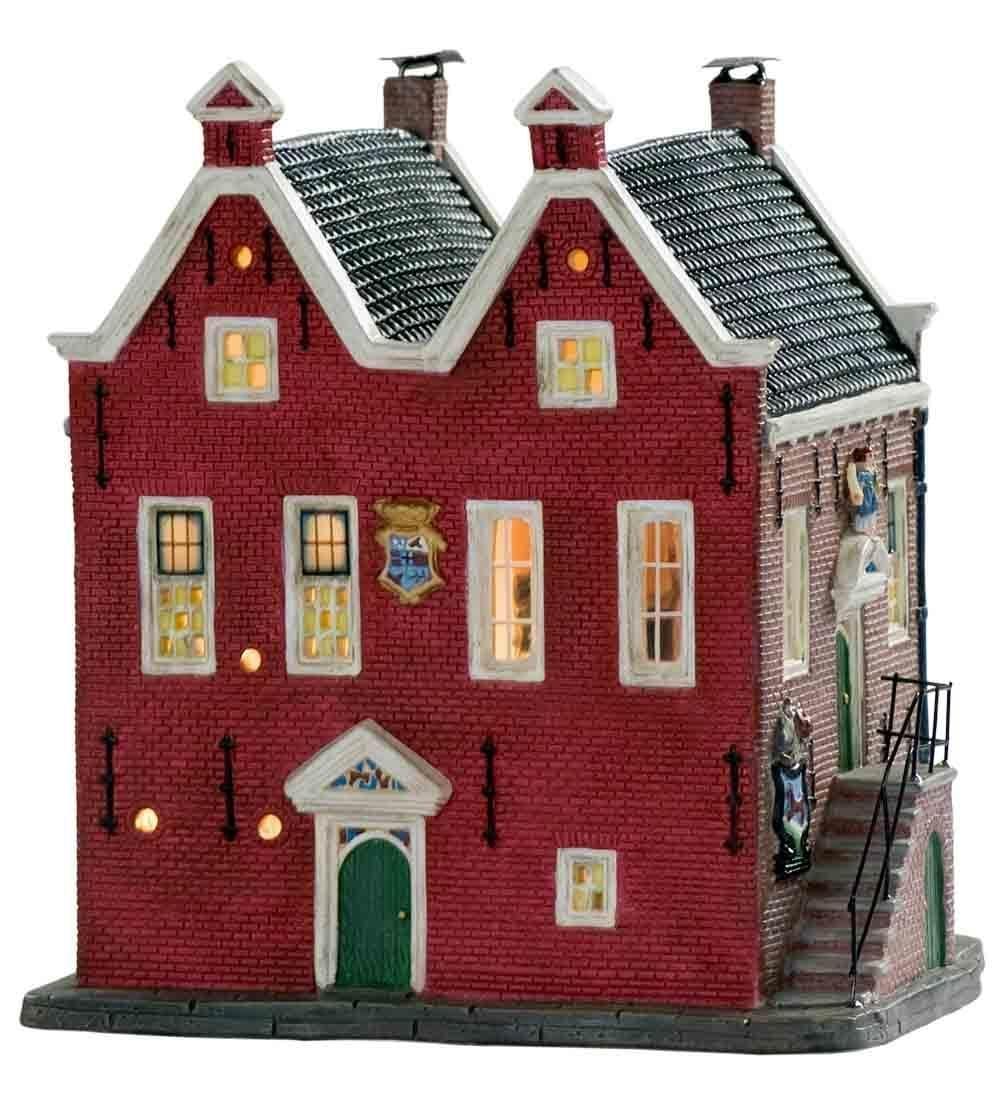 Dickensville Hindeloopen - Oude stadhuis