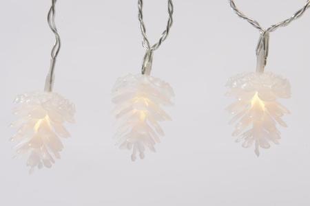 Lumineo LED fonkelende dennenappels