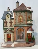 Dickensville Kersthuisje Tailor