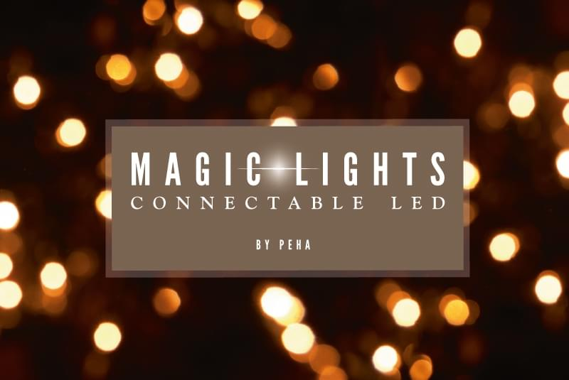 Magic Lights Connectable LED Low Voltage kerstverlichting