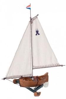 Dickensville IJszeilboot