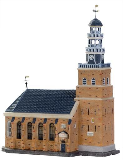 Dickensville Hindeloopen - Kerk