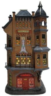 Dickensville Leeuwarden - Centraal apotheek