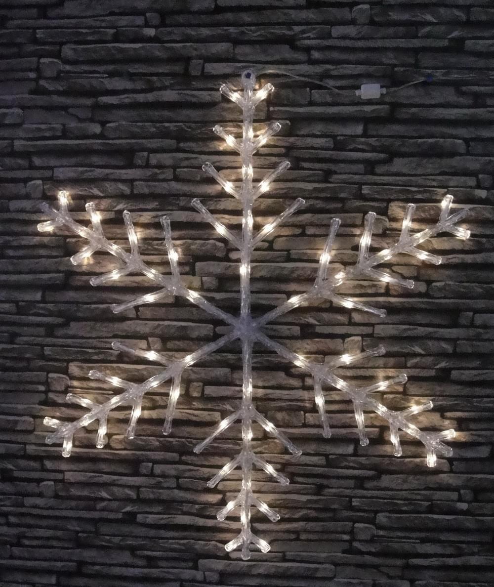 Magic Lights Verlichte Sneeuwvlok