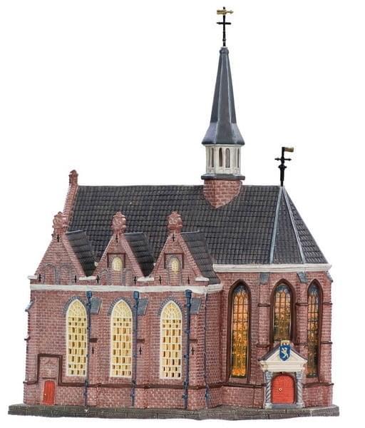 Dickensville Leeuwarden - Jacobijnerkerk+klokgel
