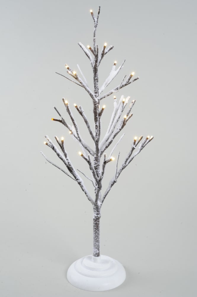 Lumineo Led Mini Kerstboom Snow