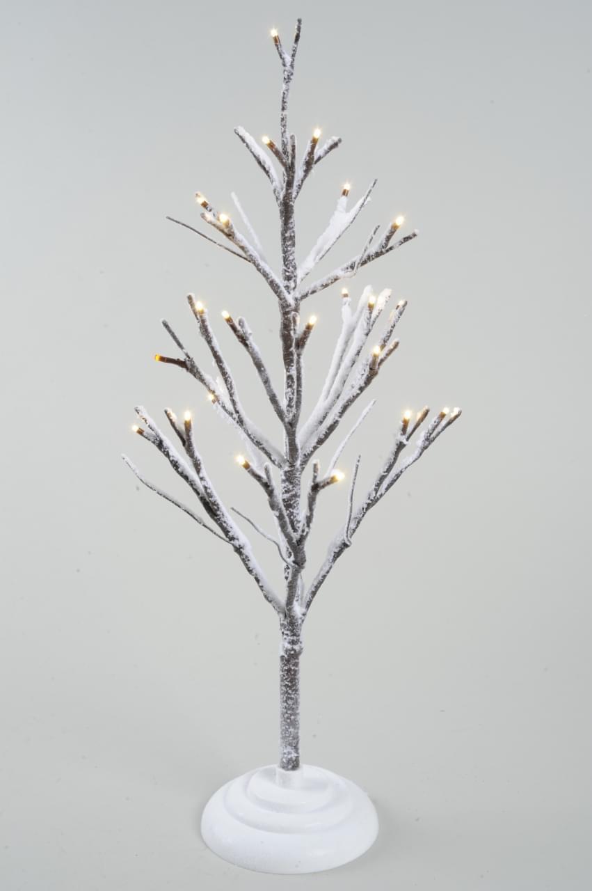 Lumineo Led Mini Kerstboom Snow