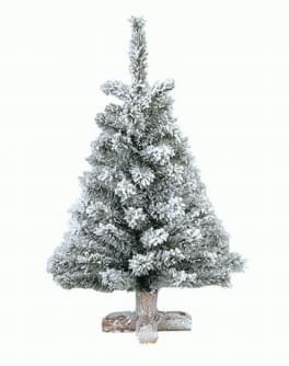 Decoris Tortonto mini boom snowy 60 cm