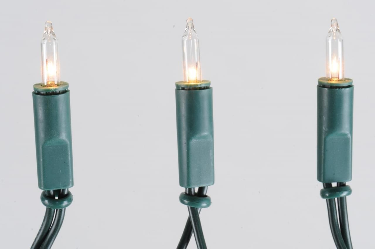 Lumineo miniverlichting grote lamphouders