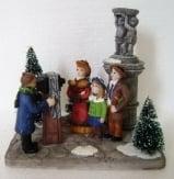 Dickensville Kerst Fotograaf