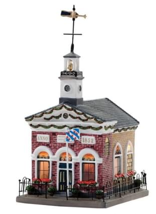 Dickensville Dokkum - Kerk