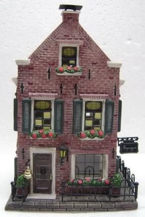 Dickensville Sloten - Huis
