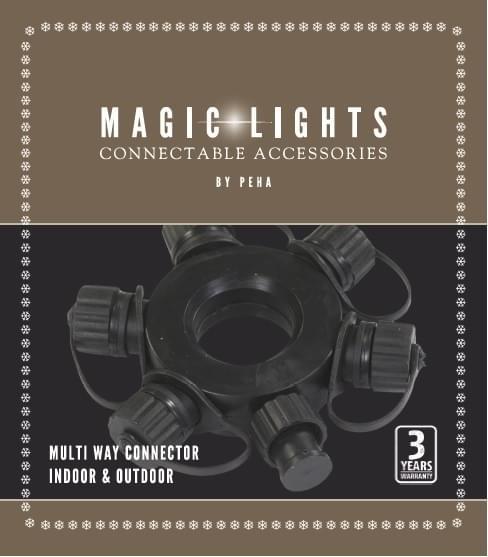 Magic Lights Conn multi connector BTN