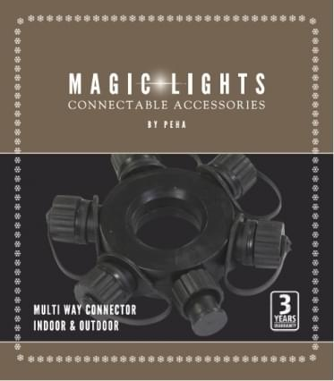 Magic Lights Conn multi connector BTN