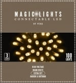 Magic Lights Connectable LED extra set kerstverlichting