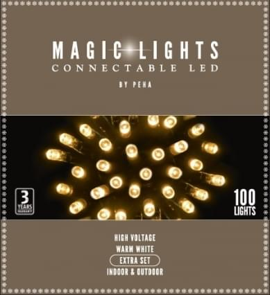 Magic Lights Connectable LED extra set