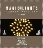 Magic Lights Connectable LED start set kerstverlichting
