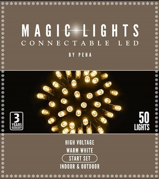 Magic Lights Connectable LED start set