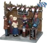 Dickensville Kersthuisje Koek en Zopie
