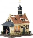 Dickensville Kersthuisje Hindeloopen - Sluishuis