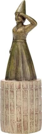 Dickensville Stavoren- Vrouwtje van Stavoren