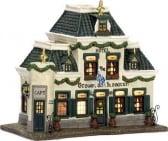 Dickensville Kersthuisje Stavoren - Hotel Vrouwe van Stavore