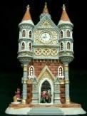 Dickensville Kersthuisje Kerk