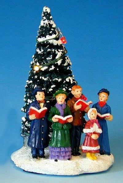 Dickensville DV X-Mas tree