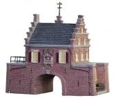 Dickensville Kersthuisje Bolsward - Zanetster Poort