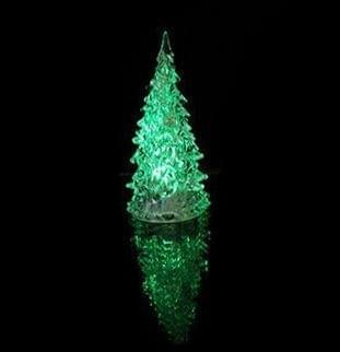 Home & Styling Kerstboompje LED 14cm