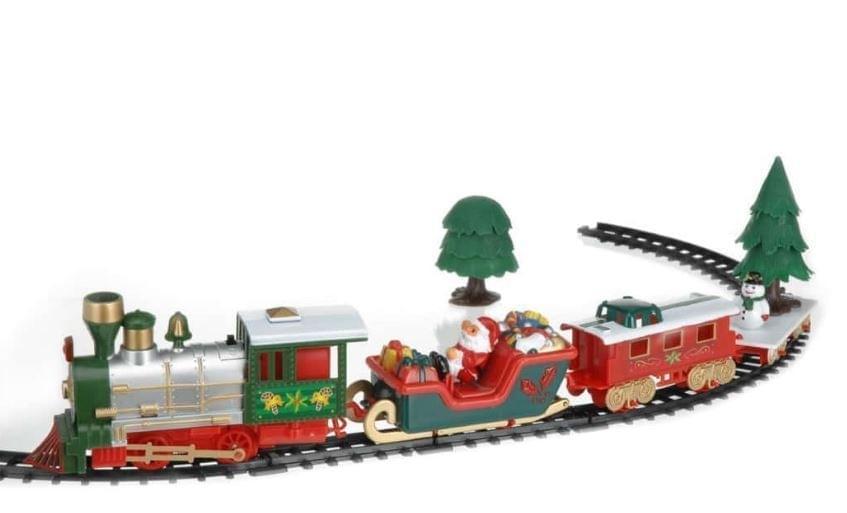 Home & Styling Kersttrein 22 delig