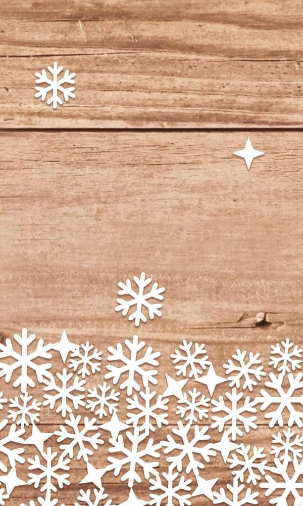 Duni Tafellaken Let It Snow