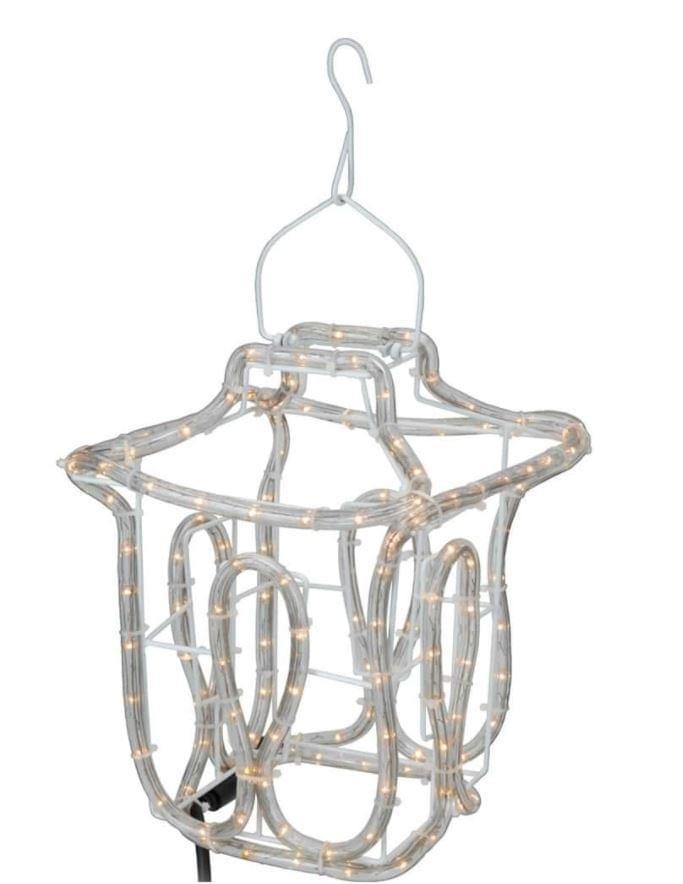 Home & Styling Slangverlichting lantaarn