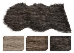 Home & Styling Vloerkleed veren