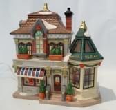 Dickensville Kersthuisje Restaurant
