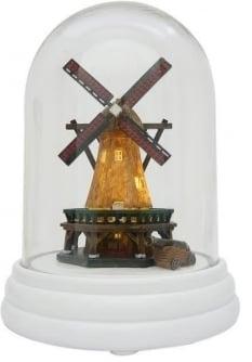 Dickensville Sloten - Molen de Kaai in stolp
