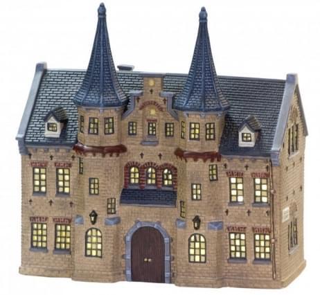 Dickensville Leeuwarden - Gevangenis Blokhuispoo