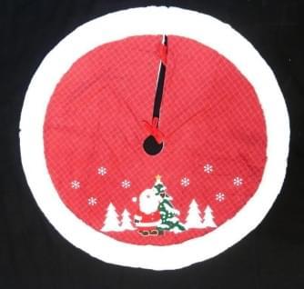 Magic Jollity Boomkleed kerstman 90cm