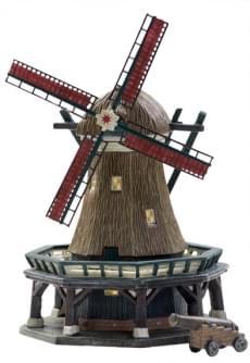 Dickensville Sloten - Molen De Kaai