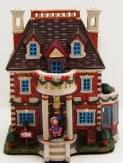 Dickensville Kersthuisje House