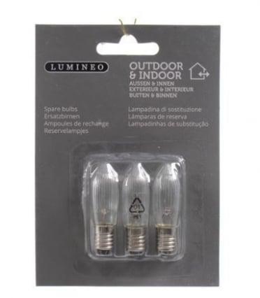 Lumineo reserve lampje art: 490746 helder 1