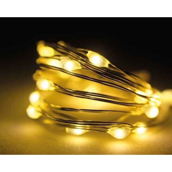 Lumineo Micro LED strengverlichting basic